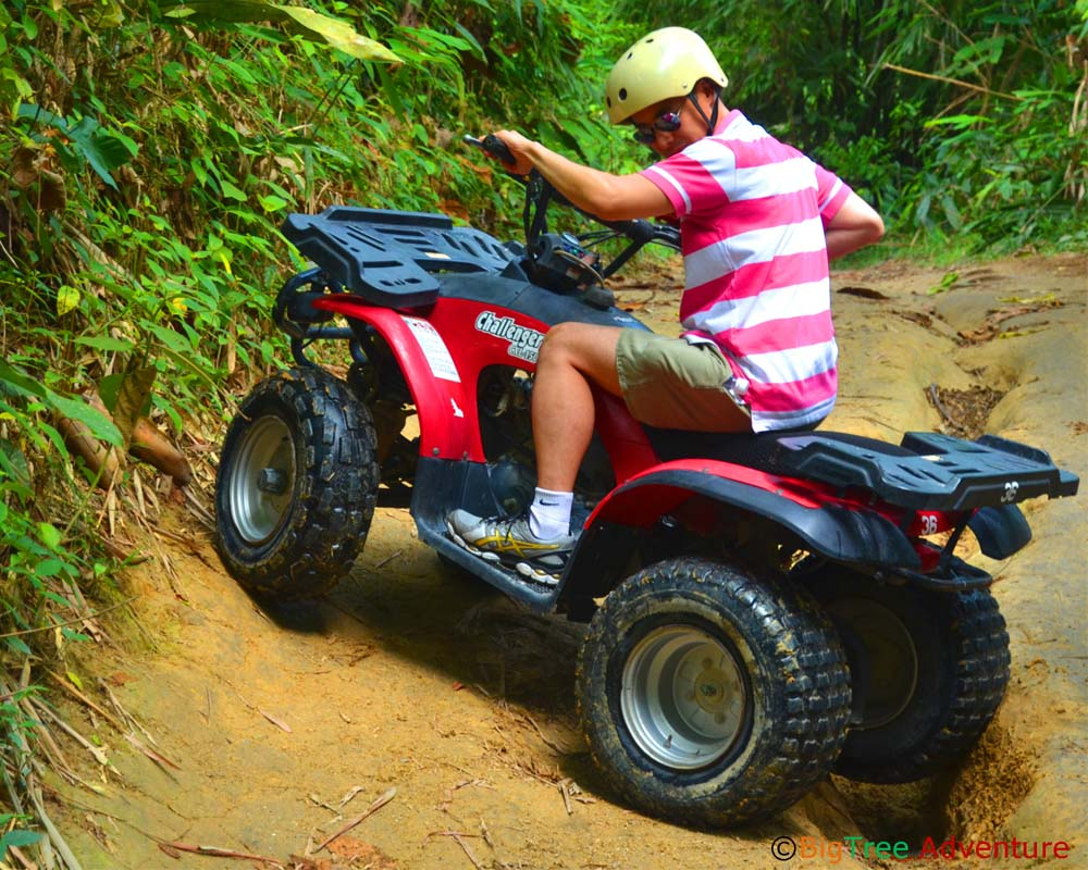 four Kinds of ATVs You Can Select From
