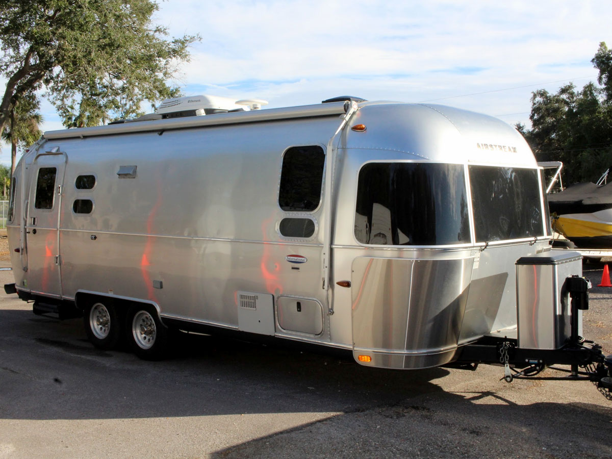 How to Sell Your RV - The Basics