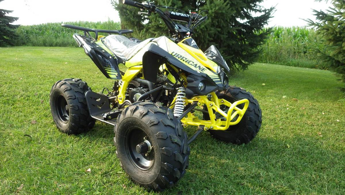 Need Higher Efficiency? Contemplate These Upgrades For Your Quad Bike