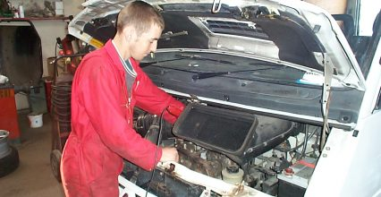 What Routine Automotive Upkeep Does a Truck Want?