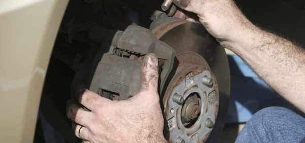 Changing Your Own Brakes and Rotors