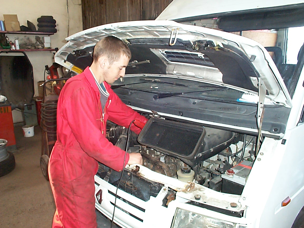 What Routine Automotive Maintenance Does a Truck Need?